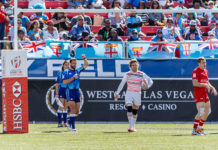 Las Vegas and Vancouver legs next up on World Rugby 7s Series
