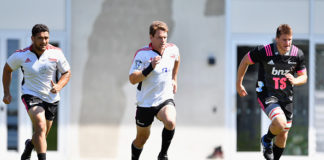 Matt Todd shows resolve to be named in Crusaders squad: HURvCRU
