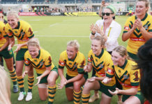 NRL Women's Premiership Series, to coincide with 2018 Finals