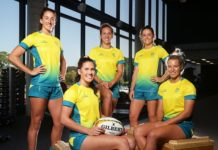 2018 Commonwealth Games Sevens Rugby