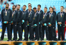 Fiji denied Gold by New Zealand in Men's Commonwealth Games final
