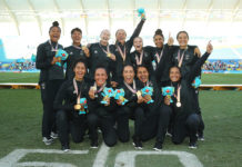 Games Glory for Black Ferns 7s at Commonwealth Games Rugby Sevens