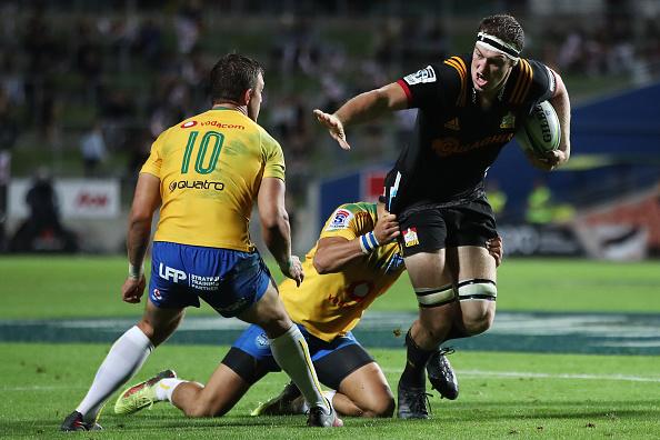 Brodie Retallick at the peak of his 'Rugby Powers'