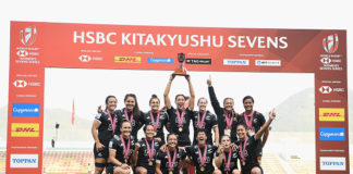 2018 HSBC Kitakyushu Sevens: Women's 2017/18 Series tips past halfway