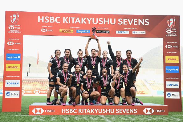 2018 HSBC Kitakyushu Sevens: Women's 2017/18 Series tips past halfway