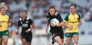 Black Ferns double-header