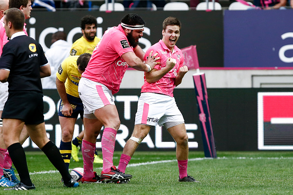 Stade Francais pile pressure on Clermont after 50 point haul : Top14 Round 23 Wrap