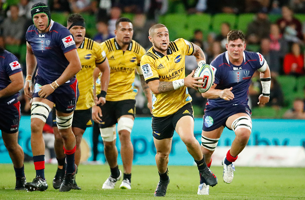 TJ Perenara now the equal of Aaron Smith