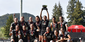 2018 HSBC Langford Sevens: Black Ferns 7s 'annihilate' Australia in Cup Final