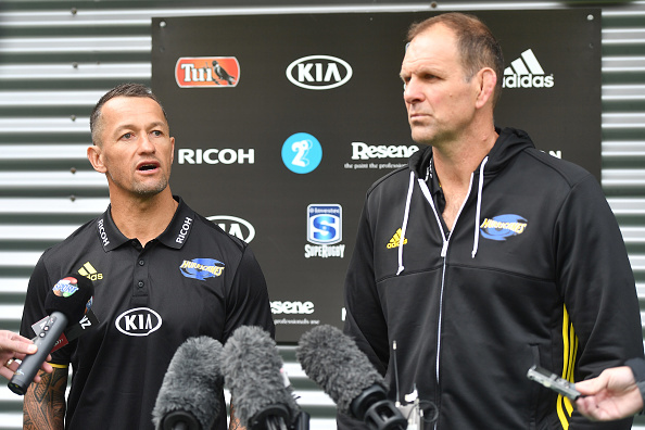 Assistant Coach role for Carlos Spencer at Hurricanes in 2019