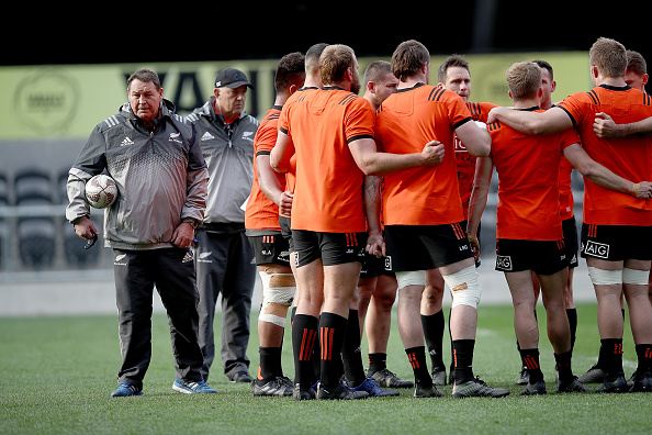 What must Steve Hansen hope to achieve in 2018