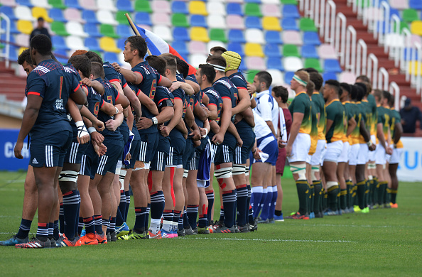 World Rugby Under 20 Championship, France 2018