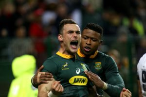 England Defeat South Africa