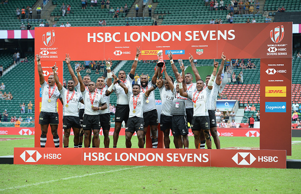 2018 HSBC London Sevens: Fiji closer to Series title as Ireland impress with Bronze