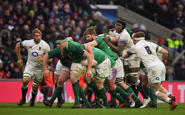 Mouth-watering prospect for rugby fans - Ireland face Australia
