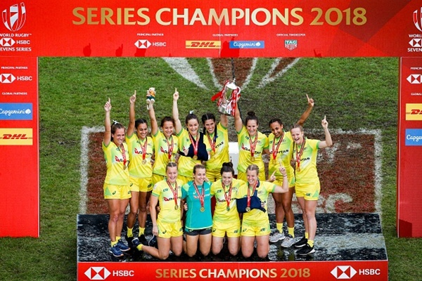 Australia takes home HSBC Sevens Title