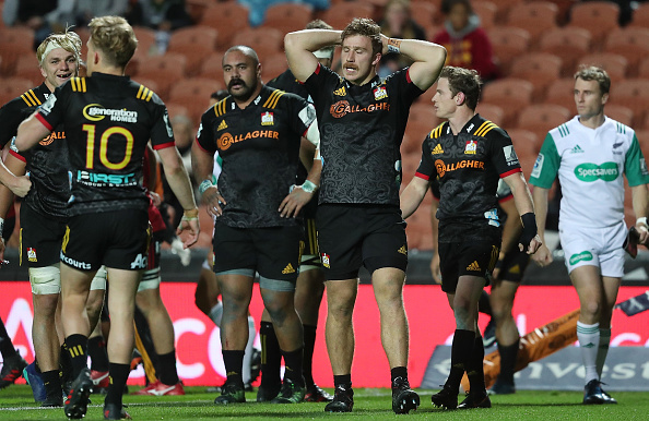 'Lackluster' Chiefs fall to clinical Crusaders