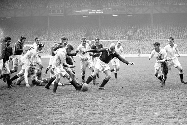 Springbok vs England Test Rugby