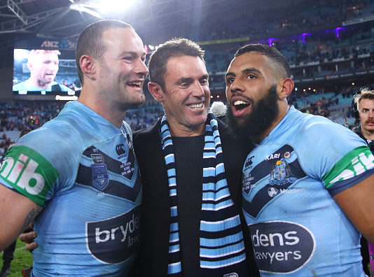 State of Origin II built on a solid game from the Blues