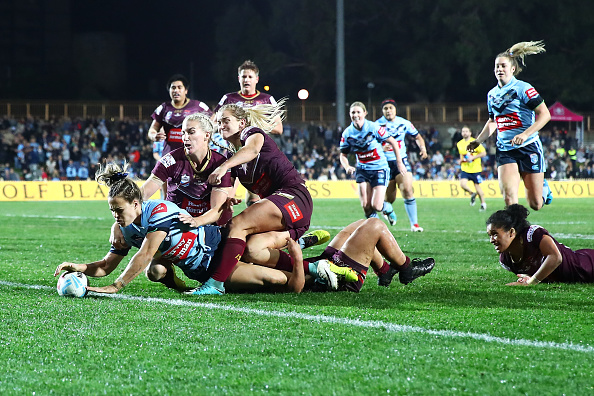 State of Origin - New beginnings for NSW Blues and for Women's game