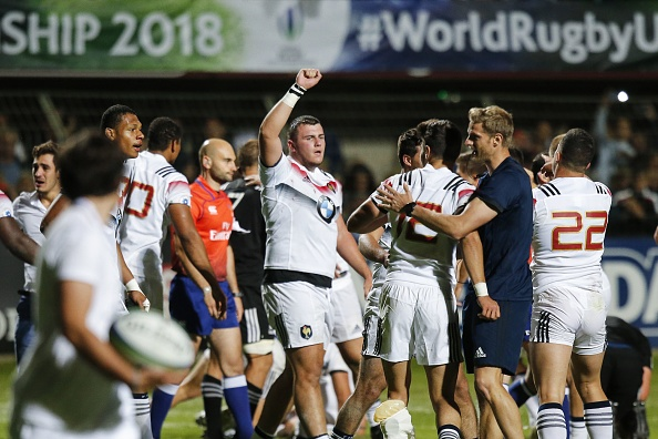 Cup Final: France v England this Sunday for U20 Championship
