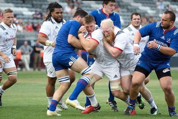 USA Eagles dominate Russia in 2018 Summer Series