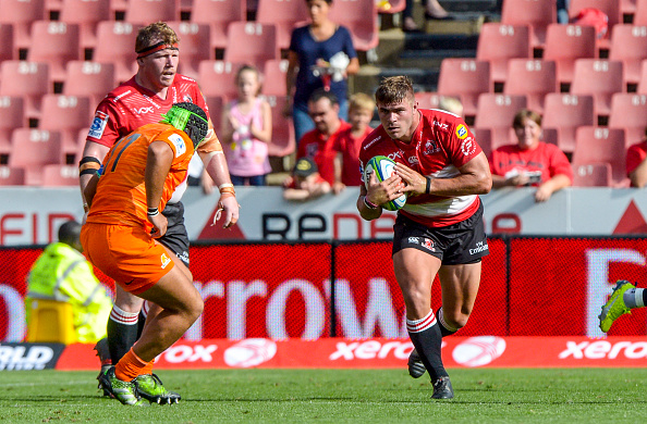 Emirates Lions deserve 'full credit' after reaching Grand Final