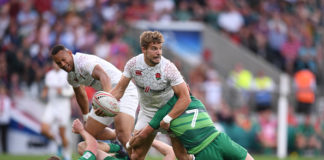 #RWC7s - English 7s squads full of speed and experience