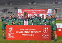 RWC7s - Ireland 7s programme pays dividends