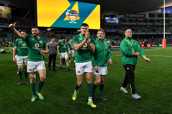 How the Top International Rugby Teams are looking after the June Tests