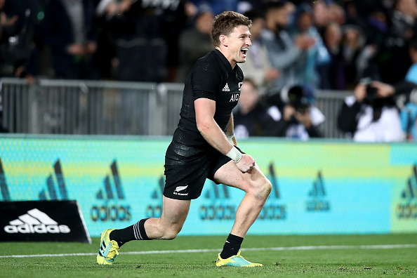 Complaints? Few complaints about Beauden Barrett after Eden Park display
