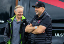 Dan McFarland links up with Ulster