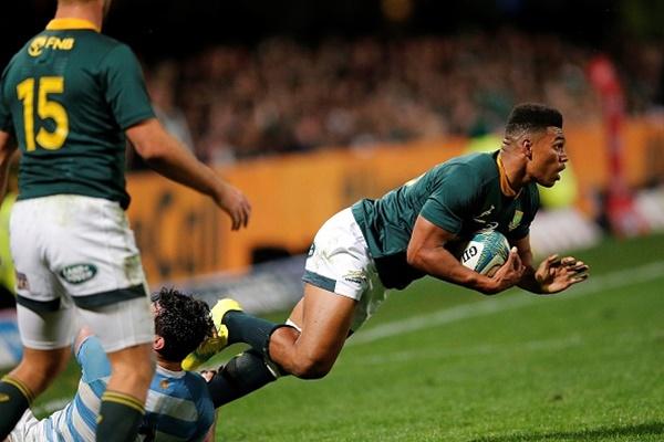 Springboks beat the Pumas