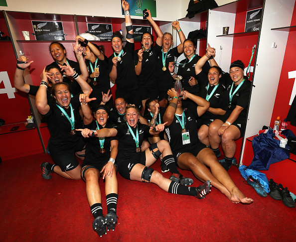 Black Ferns looking to Win on, and off the Field