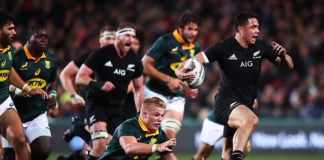 Teams primed ahead of All Blacks v Springboks clash