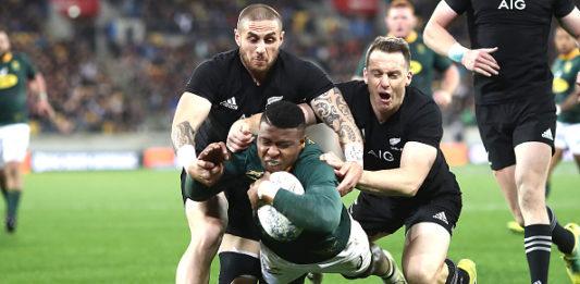 Springboks defy the odds, in surprise victory over All Blacks
