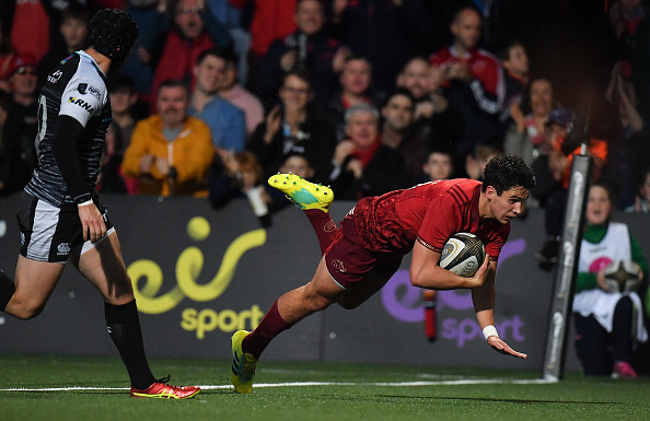 Munster Rugby ease past Ospreys with seven tries in Cork