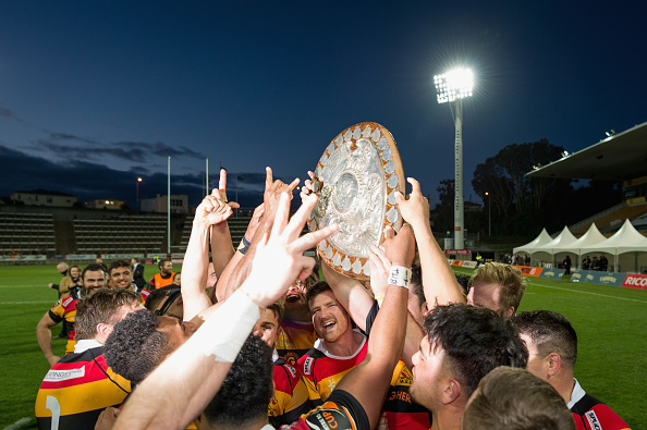 Waikato secure Ranfurly Shield, to cheers of delight from fans