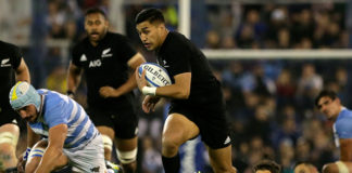 Sixth Rugby Championship title in Seven Years for New Zealand
