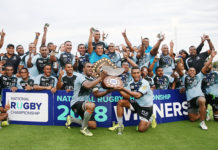 Fijian Drua win 2018 Australian National Rugby Championship
