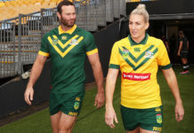 Australian Rugby League lose to Kiwis but, win in Sports Equality