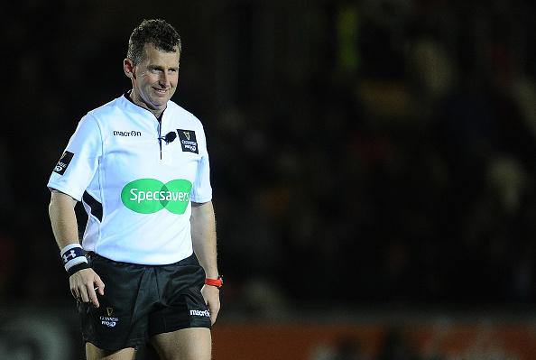 Nigel Owens is the most charismatic referee in Rugby Union