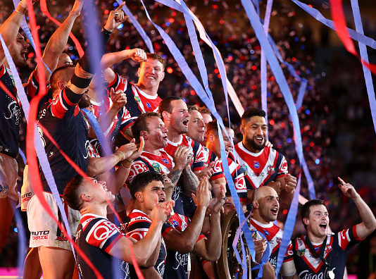 Sydney Roosters imperious in 2018 NRL Grand Final win
