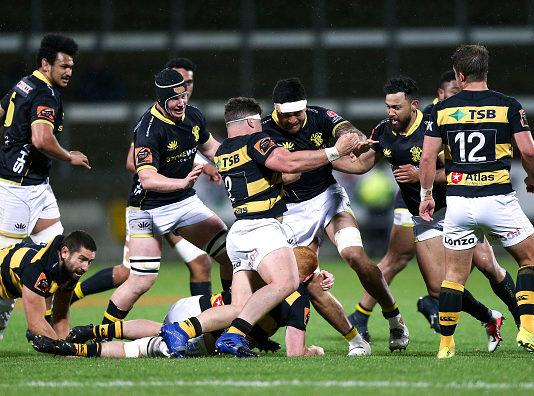 Taranaki Rugby drops through Mitre 10 Cup relegation 'trap door'
