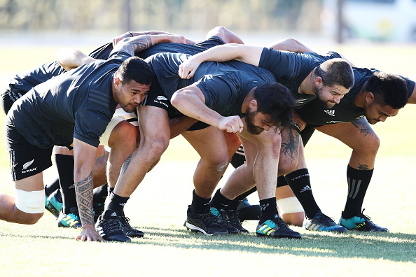 All Blacks in waiting or....just Wanting