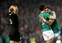 Surviving another All Blacks loss
