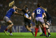 Black Ferns find healthy challenge from France Women's XV