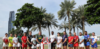 2018 HSBC Dubai Sevens: South Africa chasing 'triple crown'