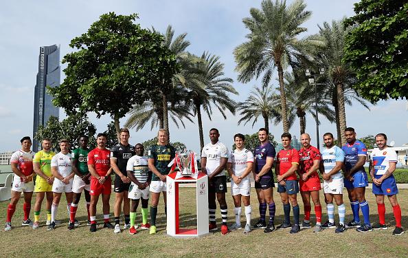2018 HSBC Dubai Sevens: South Africa chasing 'triple crown'