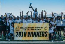 Fijiana wins 2018 Oceania Rugby Women's XVs Championship